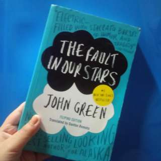 The Fault In Our Star (Filipino Edition)