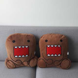 (BN) Domo Kun Sofa cushion (a pair)