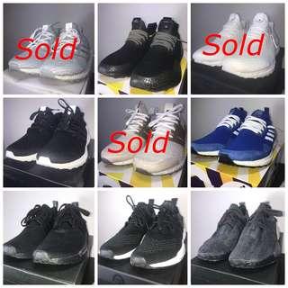 Adidas Ultra boost / NMD US 7.5 - 8.5