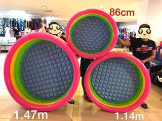 Intex Rainbow Inflatable Pool
