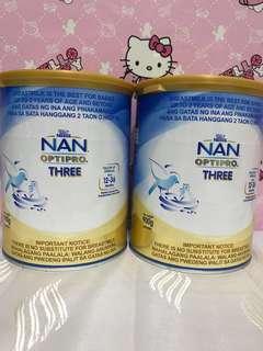 Nan Optipro Three 900g