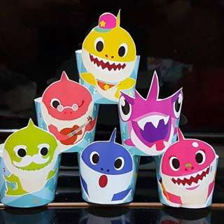 Baby Shark Party Cup
