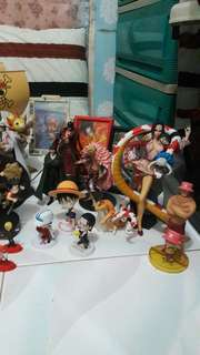 Set of one piece collection