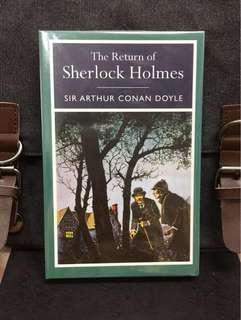 # Novel《New Book Condition+ Timeless Classic Collection Fiction/English Literature 》Sir Arthur Conan Doyle - THE RETURN OF SHERLOCK HOLMES