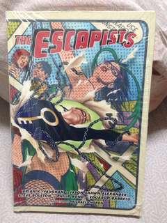 The escapists by Brian k. Vaughn graphic novel comics