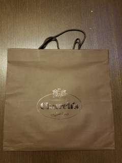 Church's大紙袋