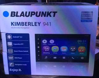 Brand New Blaupunkt Head Unit Kimberley