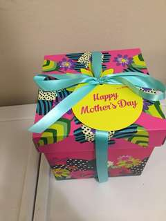 Lush mother's day gift