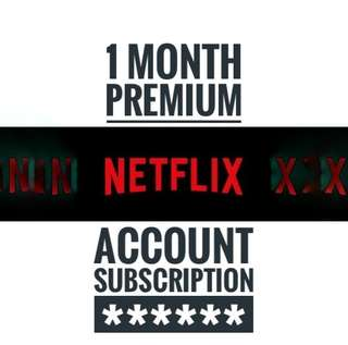 Netflix Subscription
