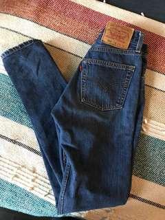 Vintage Levi's 501 Size 24-25