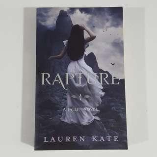 Rapture (Fallen Series, #4) by Lauren Kate