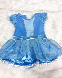 Cinderella baby dress