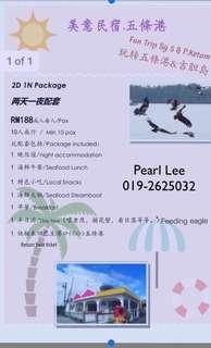 2D1N Pulau Ketam Package