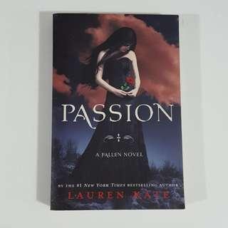 Passion (Fallen Series, #3) by Lauren Kate
