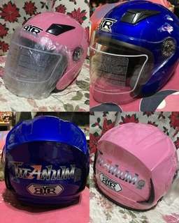 PRELOVED HELMET