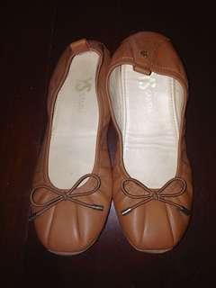 Yosi Samra Ballet flats