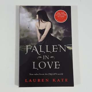 Fallen in Love (Fallen Series) by Lauren Kate