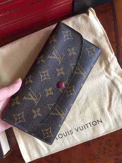 LV Louis Vuitton Wallet