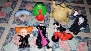 Transylvania 2 Licensed Toys Set