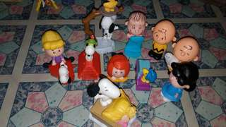 Snoopy Licensed Toys