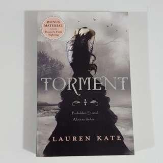 Torment (Fallen Series, #2) by Lauren Kate