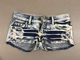 Denim Shorts Size25