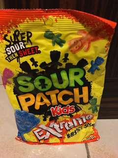 Sour patch kids extreme sour - 204g