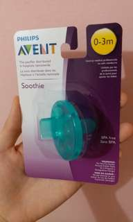 Avent Pacifier Soothie