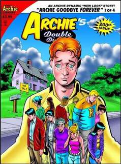 Limited Archie comics ; Archie Goodbye Forever Part 1