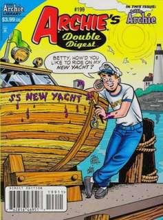 Limited Archie Comics; Archie's Double digest