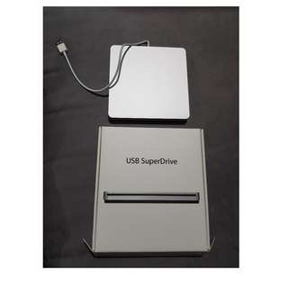 Macbook USB superdrive