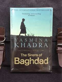 # Novel《Bran-New + Fiction About The Terrifying Experience On Iraq In the Wake Of The American Invasion》Yasmina Khadra - THE SIRENSBOF BAGHDAD