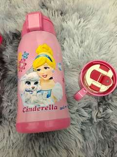BN Disney Princess Thermal Water Bottle *Free postage*