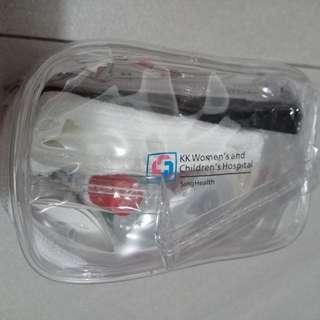BN KKH Travel Toiletries Kit / Pouch