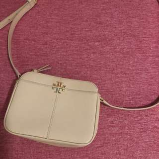 Tory Burch cross bag 淺粉色裸色