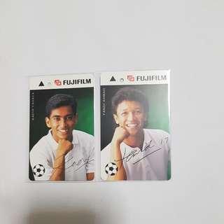 MRT Cards - Fujifilm 7 Pcs