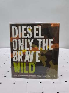 Original Diesel Only the Brave Wild 125 ml