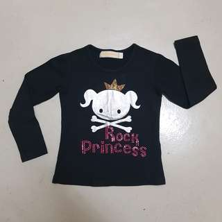 Party Princess Long Shirt