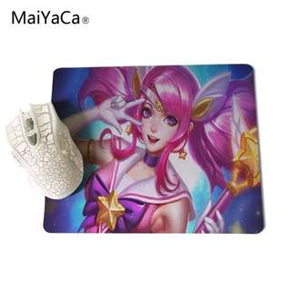 Lux mouse pad
