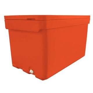 Commercial ice box