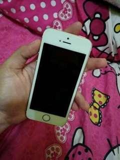 Iphone 5s/16gb ex inter J/A