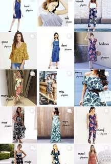 Clothes Supplier