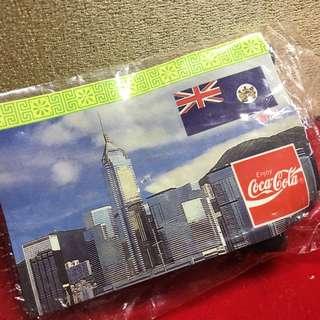 可口可樂 97香港版小可樂紀念