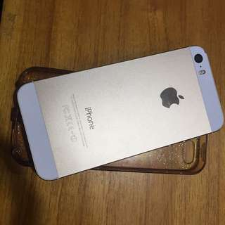 Jual Iphone 5s 64Gb (second)