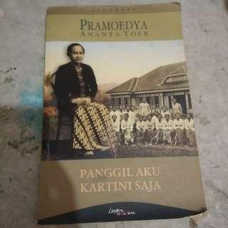 Panggil Aku Kartini Saja by Pramoedya Ananta Toer