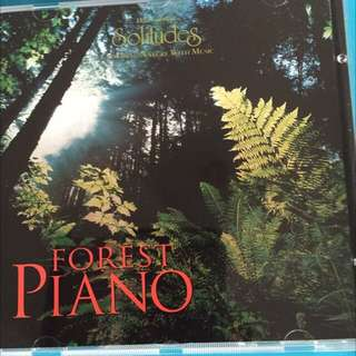 🚚 Forest Piano 🎹 Relaxation Music 🎶 CD