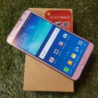 Samsung note3 pink lte