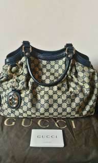 Authentic Gucci Bag from Italy