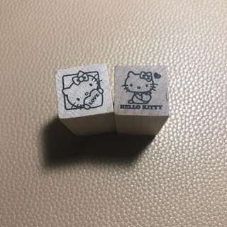 Hello Kitty Stamp