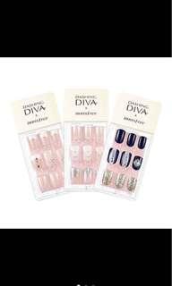 Dashing Diva x Innisfree Magic Press Premium Artificial Nails